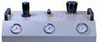 Пневматический регулятор давления с бустером GB-H-152
