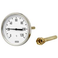 Модель 50 Биметаллический термометр