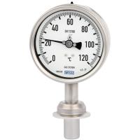 Модель 74 Манометрический термометр