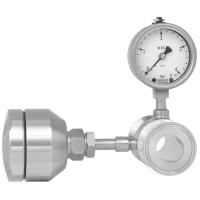Модель 983 Трубный мембранный разделитель со стерильным присоединением к процессу
