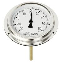 Модель A2G-61 Биметаллический термометр