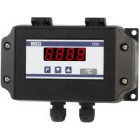 Модель DI10 Цифровой индикатор для монтажа в панель