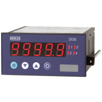 Модель DI35 Цифровой индикатор для монтажа в панель