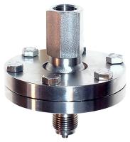 Мембранный разделитель давления, резьбовой тип, монтаж прямой или с помощью капилляра