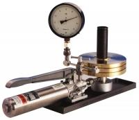 Гидравлические грузопоршневые калибраторы давления T, DM
